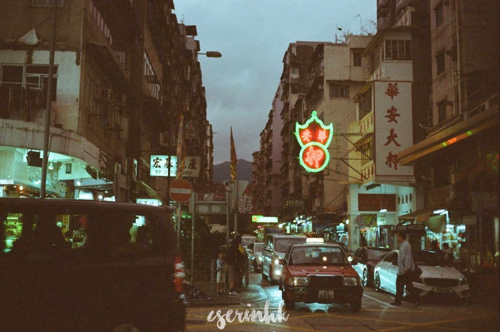 Taken with Leica CL, Kowloon City, Hong Kong