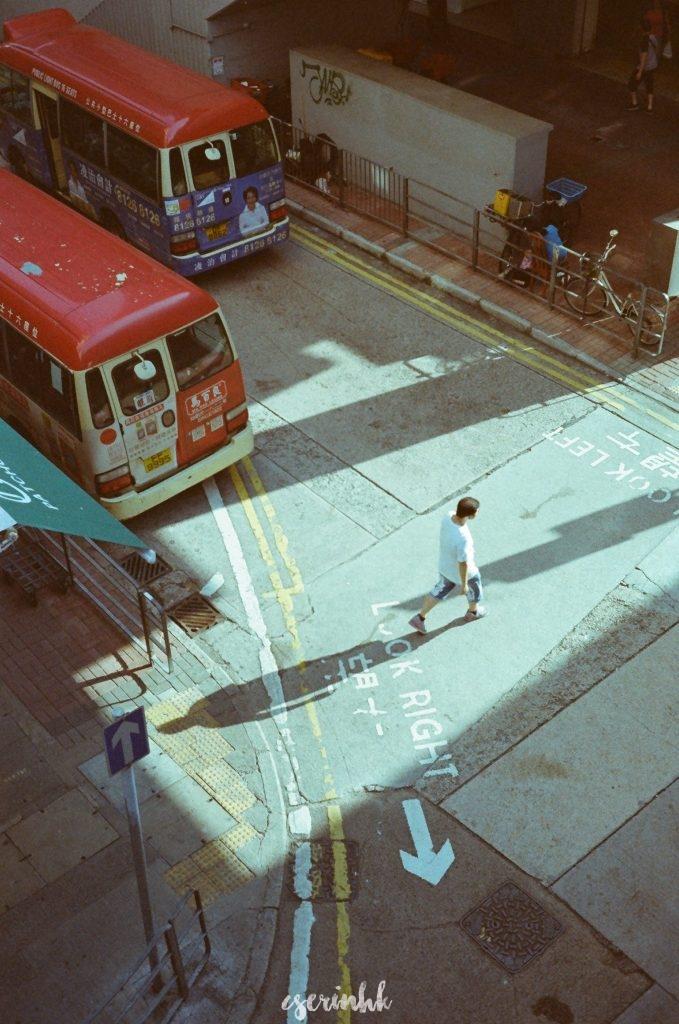 Taken with Leica CL, Mong Kok, Hong Kong