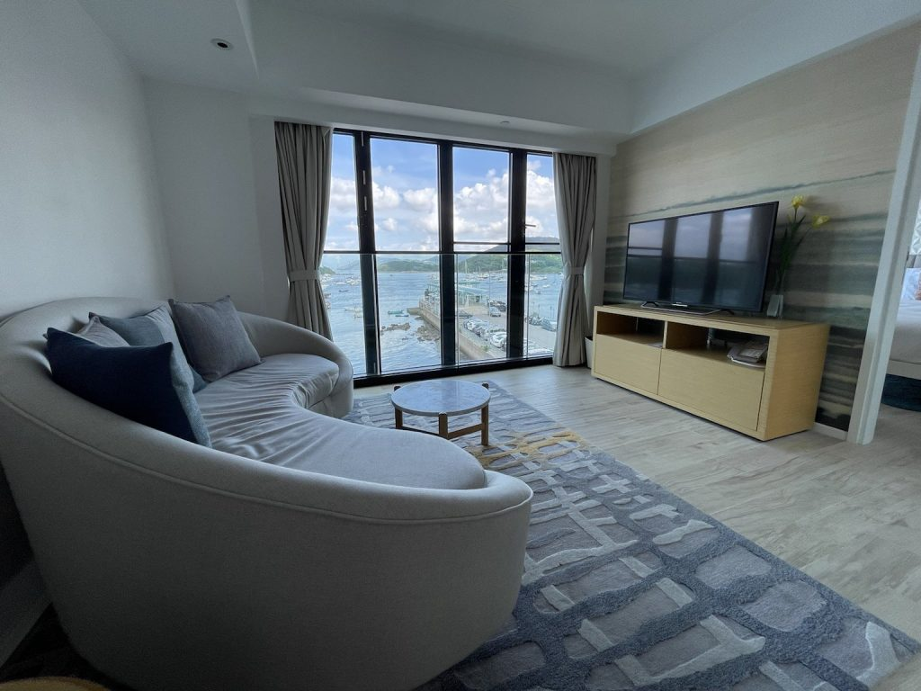 The Pier Hotel Room Tour