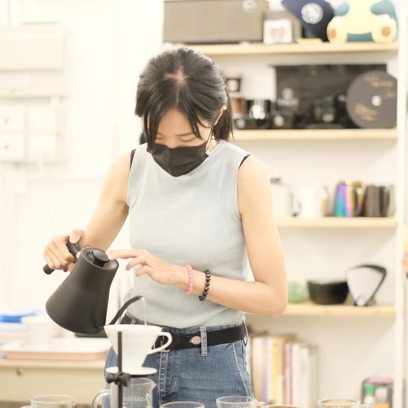 參加香港手沖咖啡課程workshop